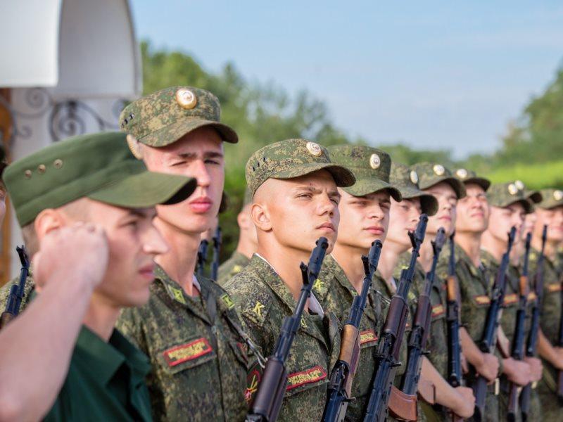 Порядок отбора в высшие военные учебные заведения