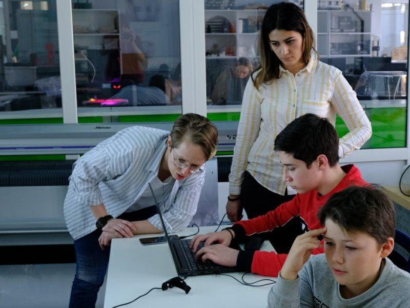 Продолжается подготовка ко Всероссийскому конкурсу проектов школьников
