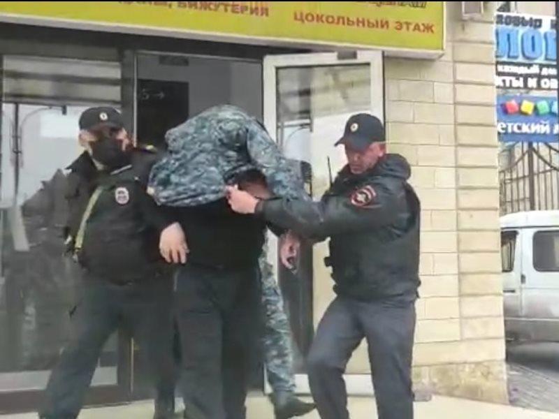 По факту захвата заложников возбуждено уголовное дело