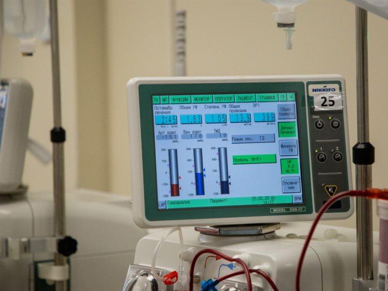 Определен порядок транспортировки пациентов в диализные центры